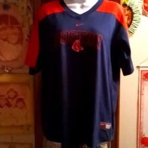 NWOT Nike Genuine Merchandise Red Sox T-Shirt